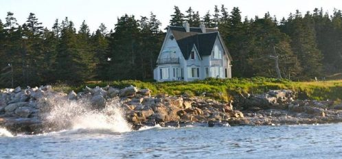 Great Duck Island House | Exterior