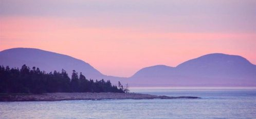 Great Duck Island House | Sunsets