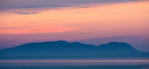 Great Duck Island House | Sunset