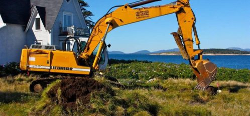 Great Duck Island House | Well Drilling Story