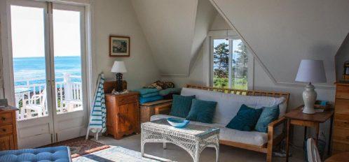 Great Duck Island House | Interior