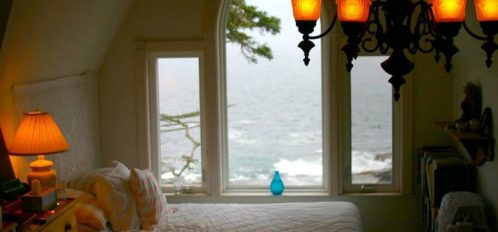 Great Duck Island House   Interior