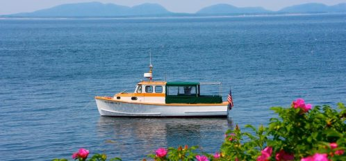 Great Duck Island House | Water Taxi